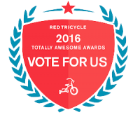 Vote for Rolling Robots at Red Tri