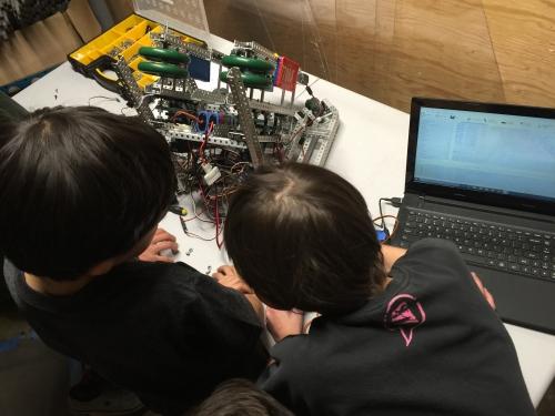 robotC-code