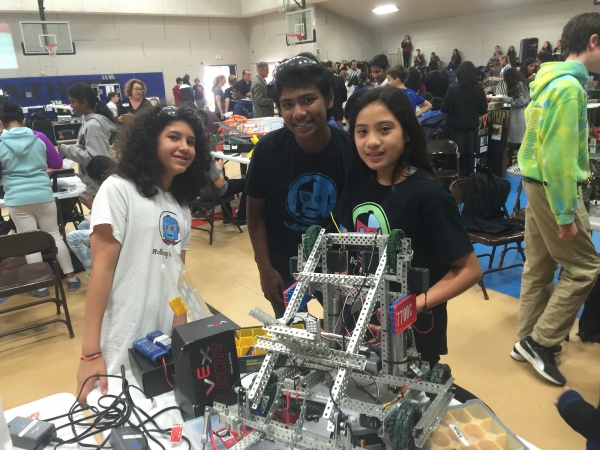 Vex robotics team 7700C