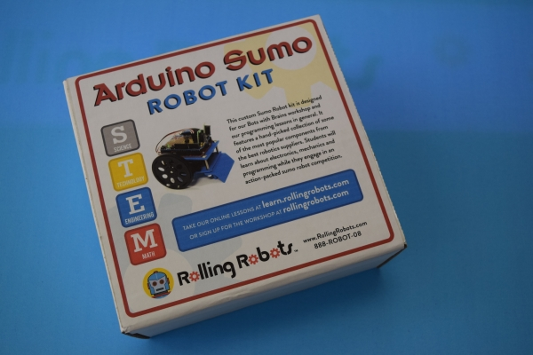 Rolling Robots Reservations