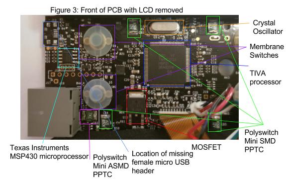 Texas Instruments PCB