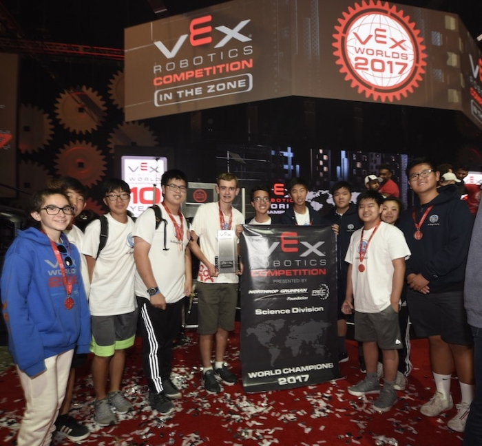 VEX World Champions