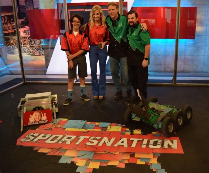 sportsnation battlebots