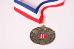 Presidential volunteer service award