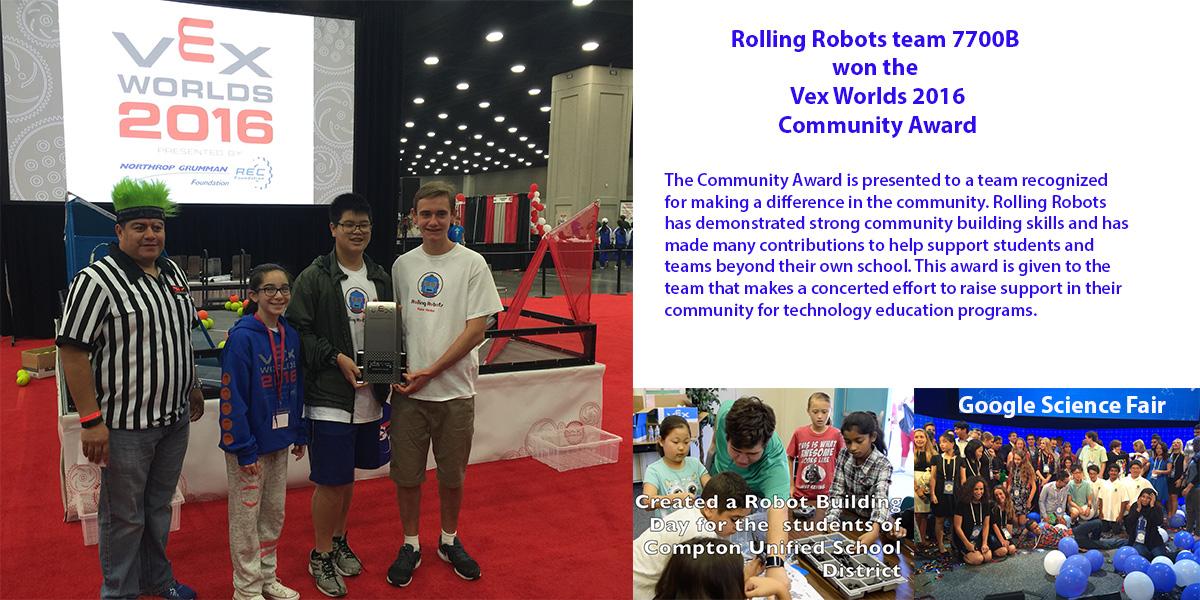 STEM ambassadors community service