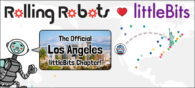 littleBits Official LA Chapter