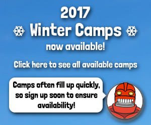 Browse 2017 Winter Camps